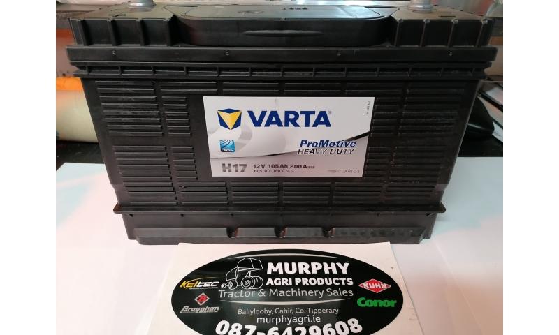 VARTA H17 - 640 BATTERY